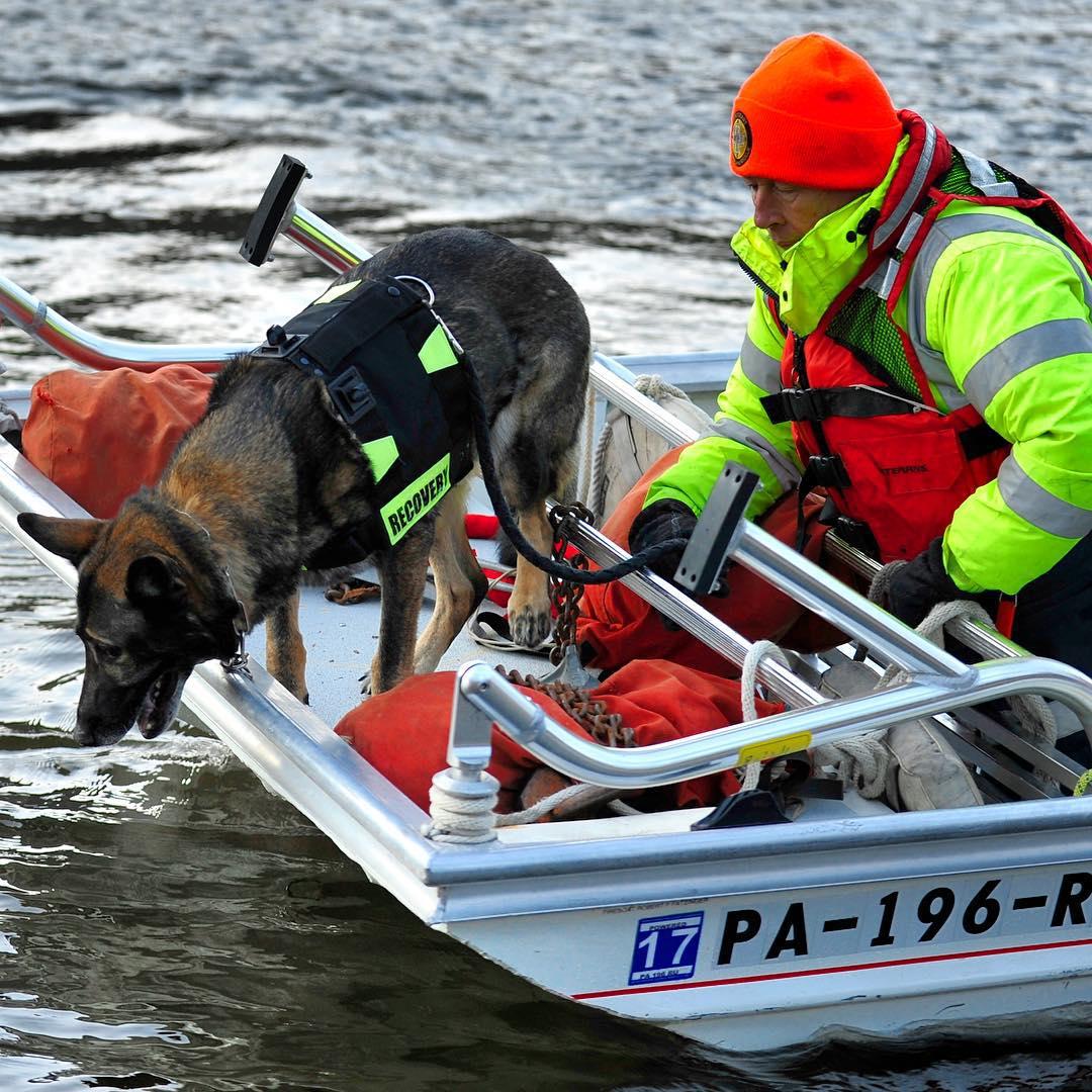 K9 Water Search in Allentown