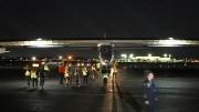 Solar Impulse lands at Lehigh Valley, Pa.