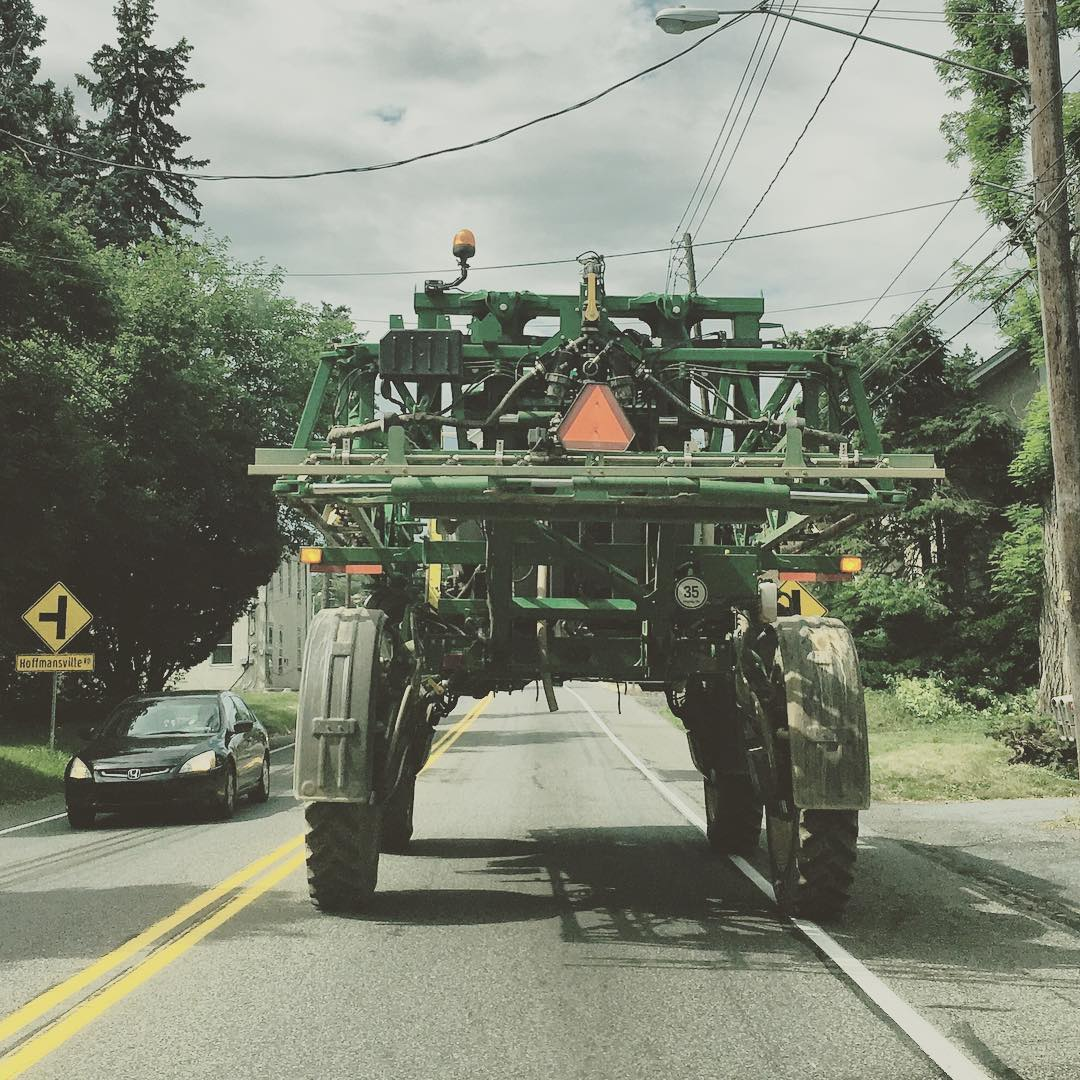 Pa. Traffic Problems