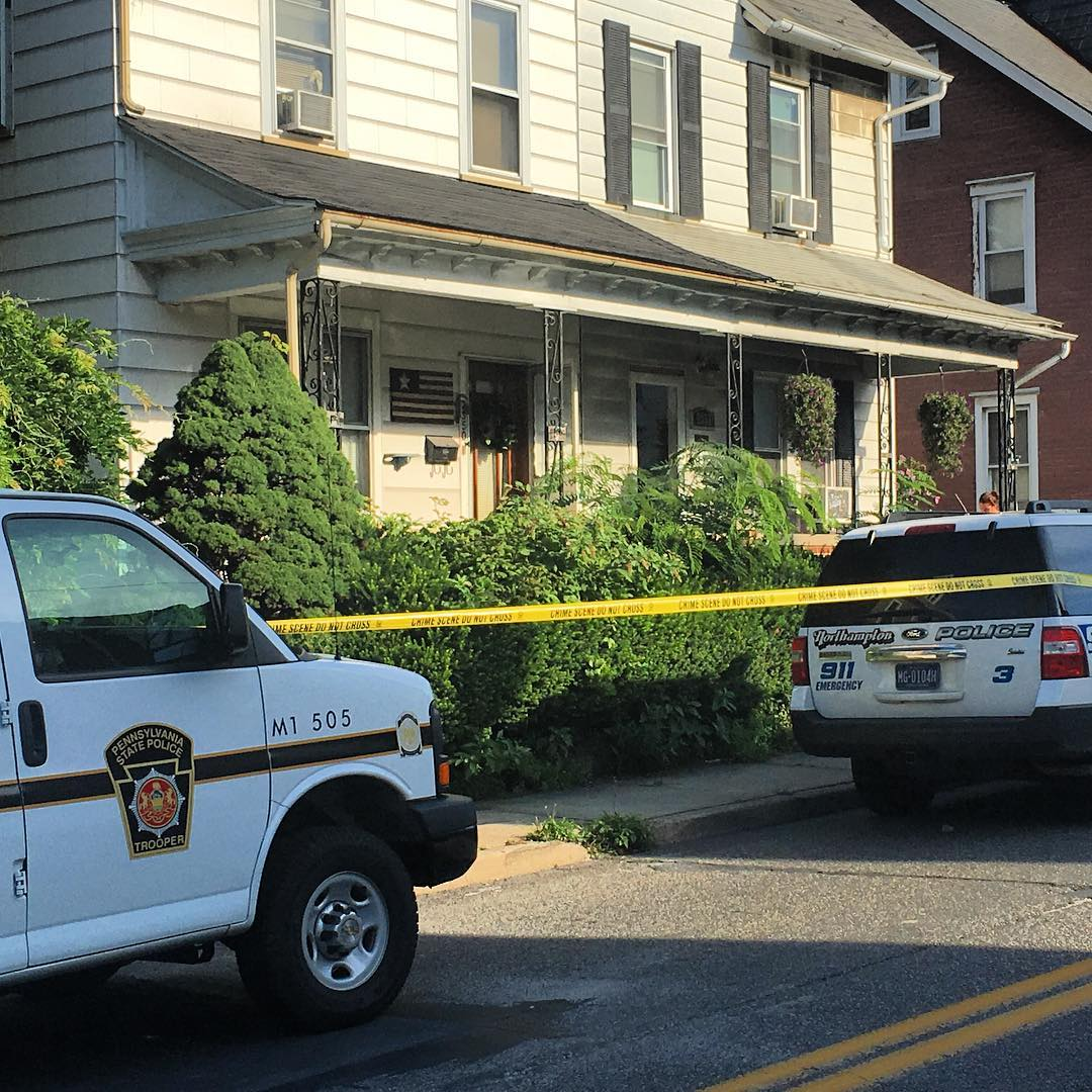 Early morning homicide in NORTHAMPTON