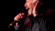 Entertainer Tony Orlando meets fans and performs a special show for St. Luke's University Health Network cancer survivors on Nov. 27, 2016, at the Sands Bethlehem Event Center.