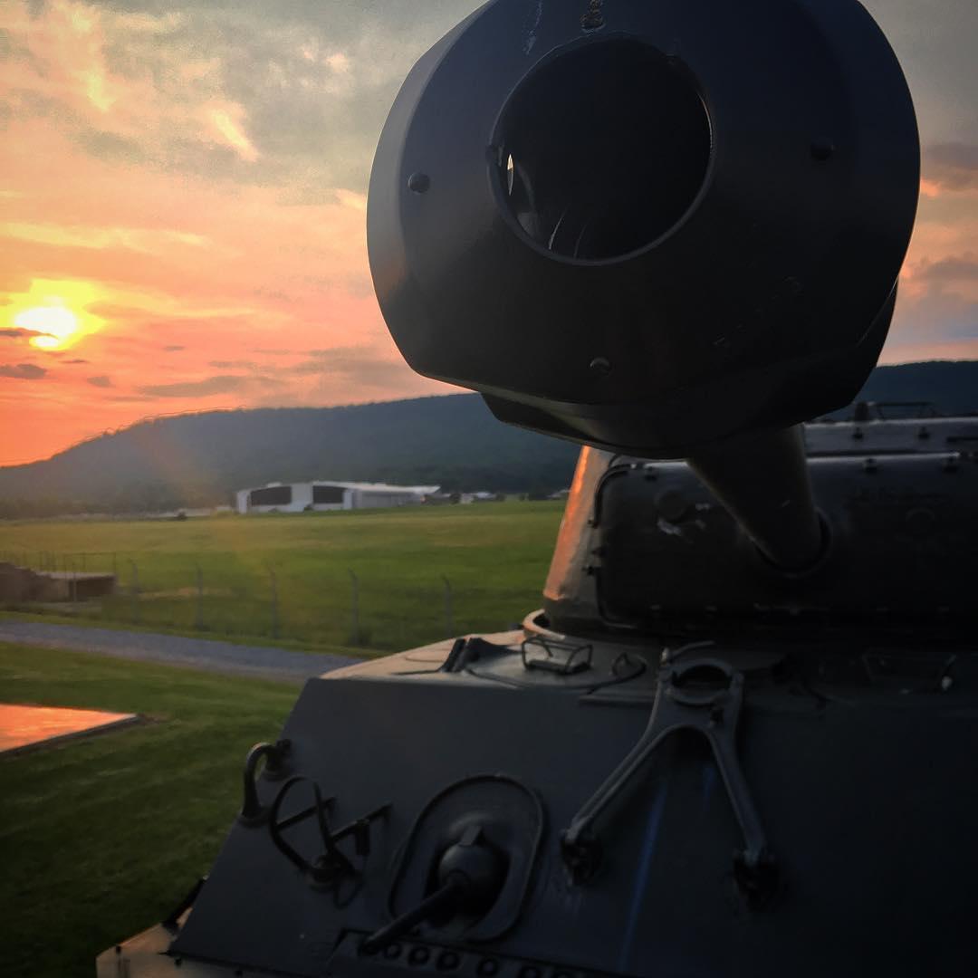 M4A3 Sherman Tank