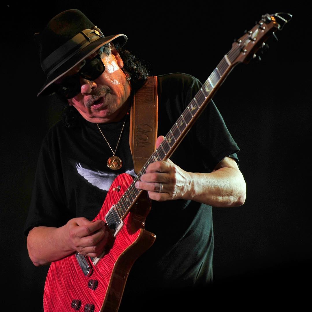 Carlos Santana at Musikfest