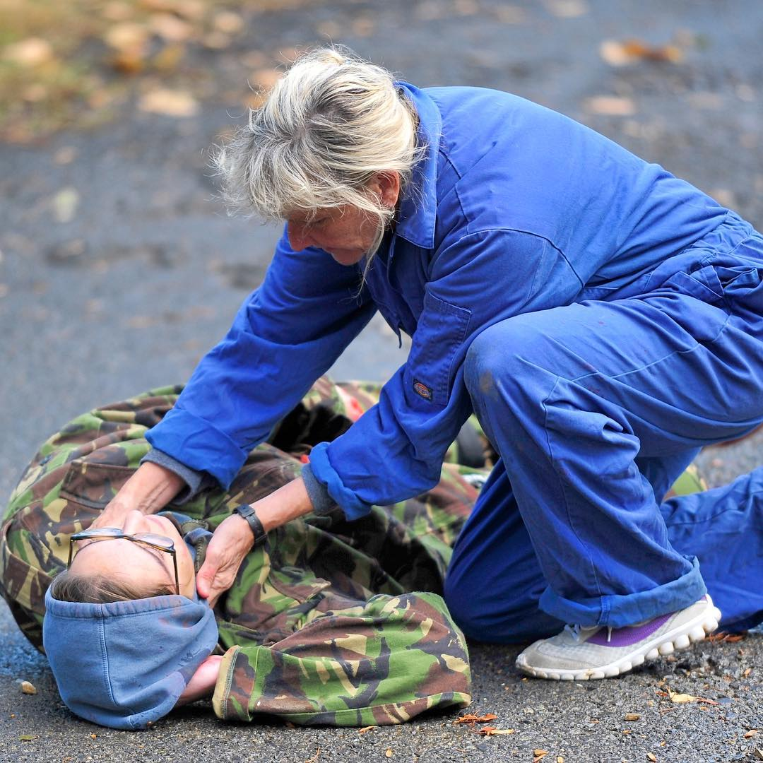 Hostile Environment First Aid Training Course