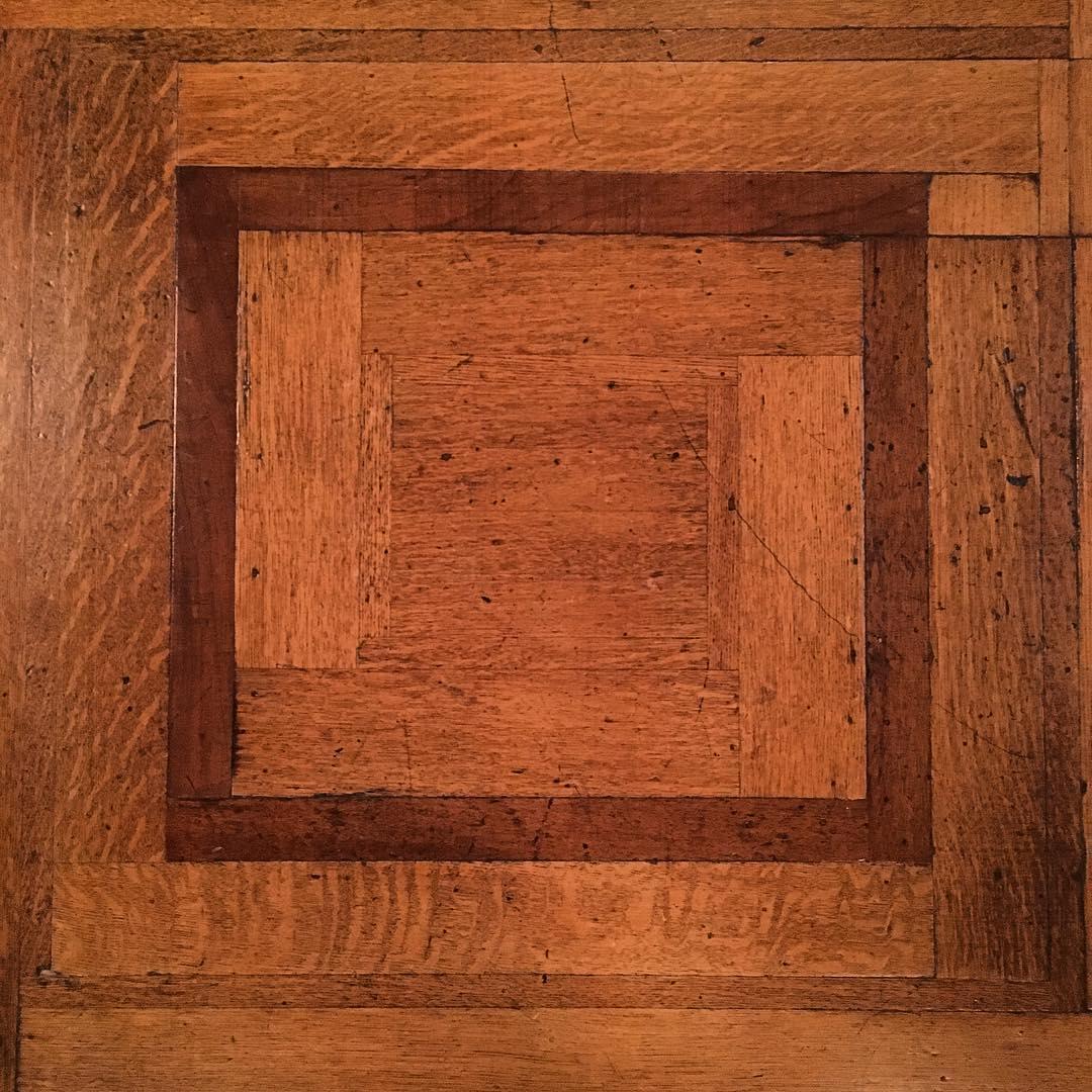 Hardwood Floor, National Postal Museum