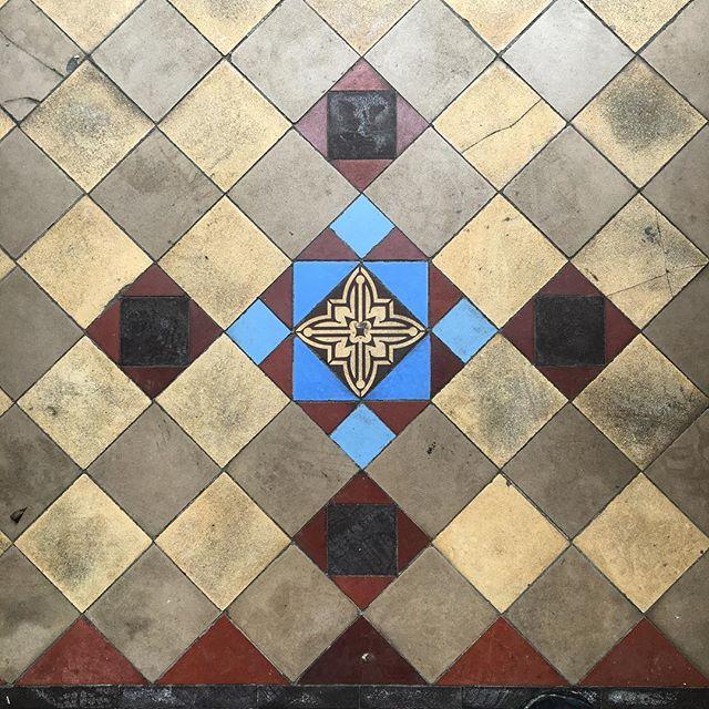 Entryway Tiles