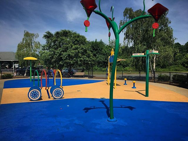 Splash Park at Bucky Boyle Park shuts down Sunday afternoon.