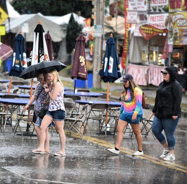 Musikfest Rain