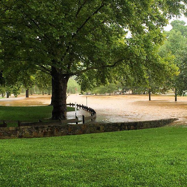 Cedar Beach Flooding