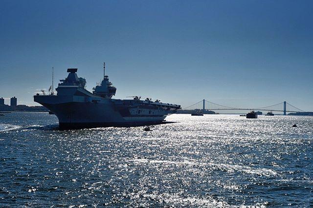 Royal Navy in NYC