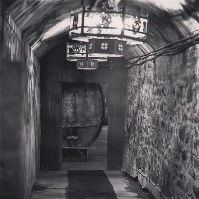 Wine Cellar Passageway