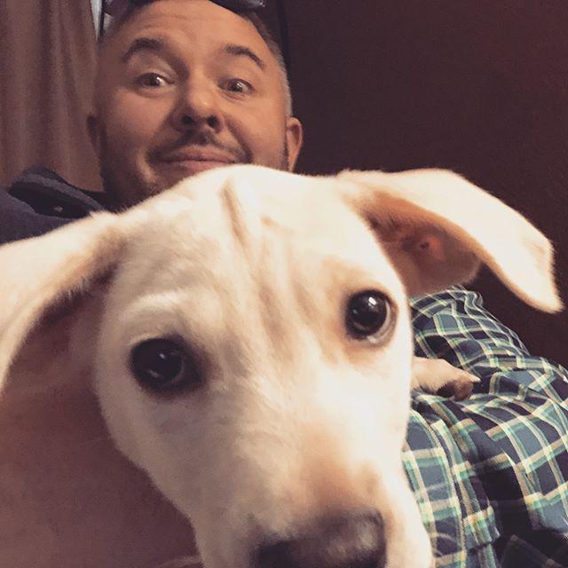 Puppy Snuggle
