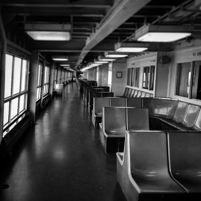 Take a Seat: SI Ferry