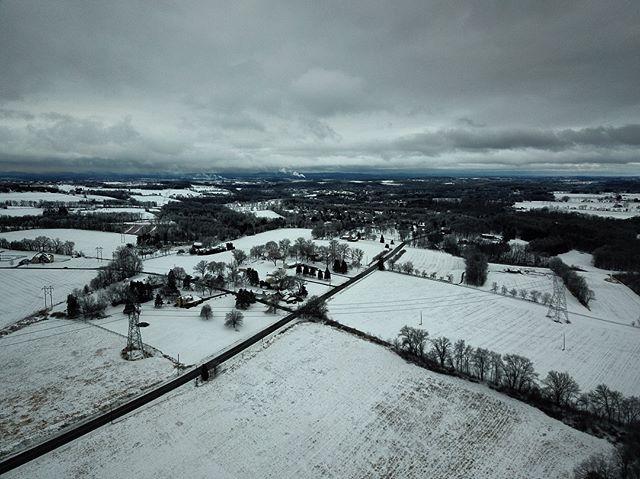 Plainfield Township- Northampton County, Pa. by the @69news Quadcopter #uav #drone