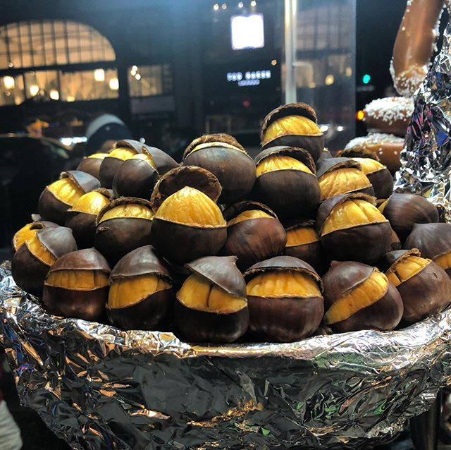 Chestnuts 🌰 Roasting